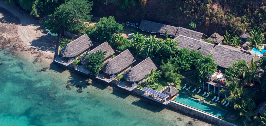 Hotel L Heure Bleue Nosy Be Madagascar Luxury Lodges Waterfront Bungalows
